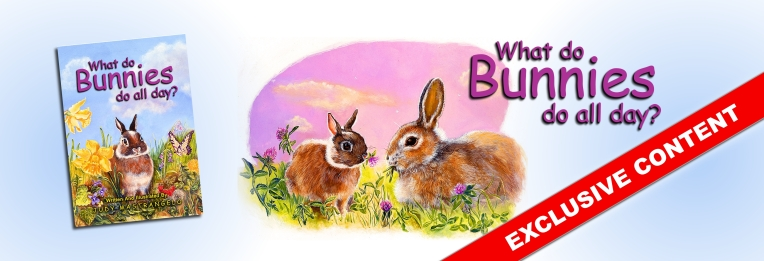 Bunny Book Exclusive Banner
