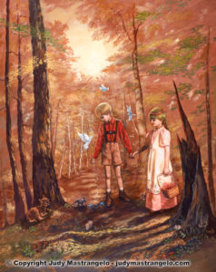 hansel-and-gretel-lost-in-the-woods-238x300